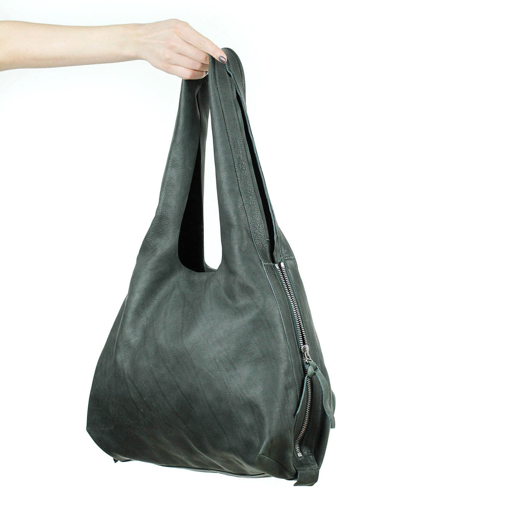 Trippen, Shopper Petrol - Tiffany Treloar