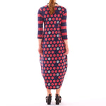 Tiffany Treloar, Tallulah Navy Spot Dress - Tiffany Treloar