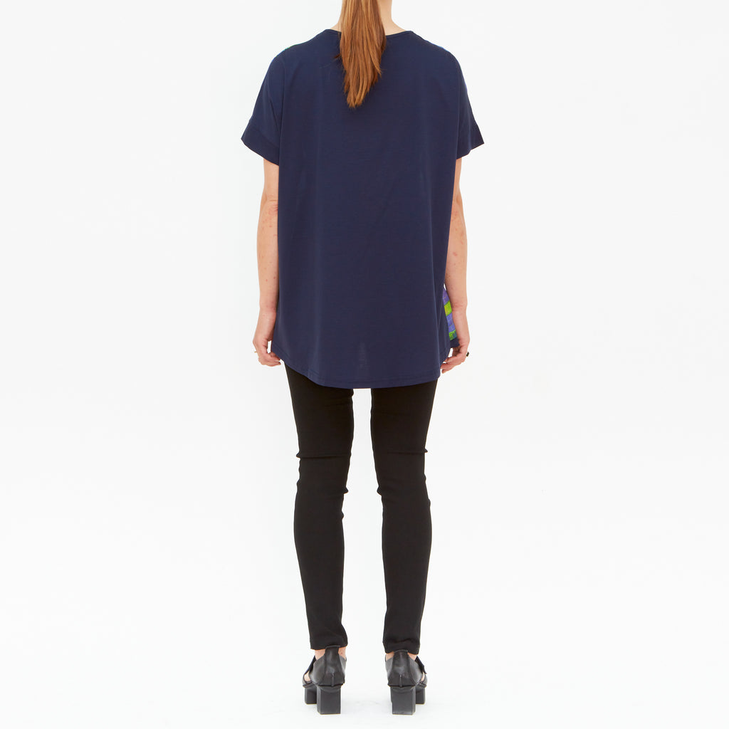 Passion Silk & Cotton Tee