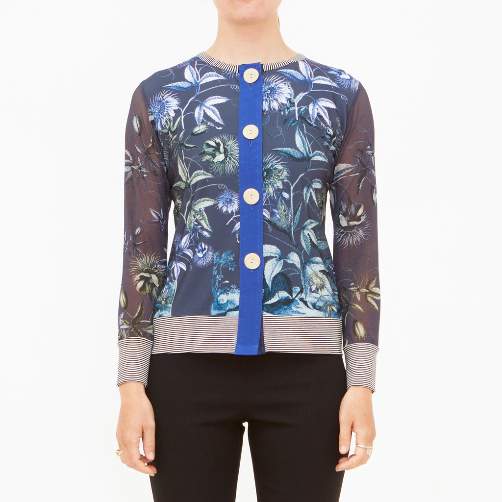 Tiffany Treloar, Button Cardi Passion - Tiffany Treloar
