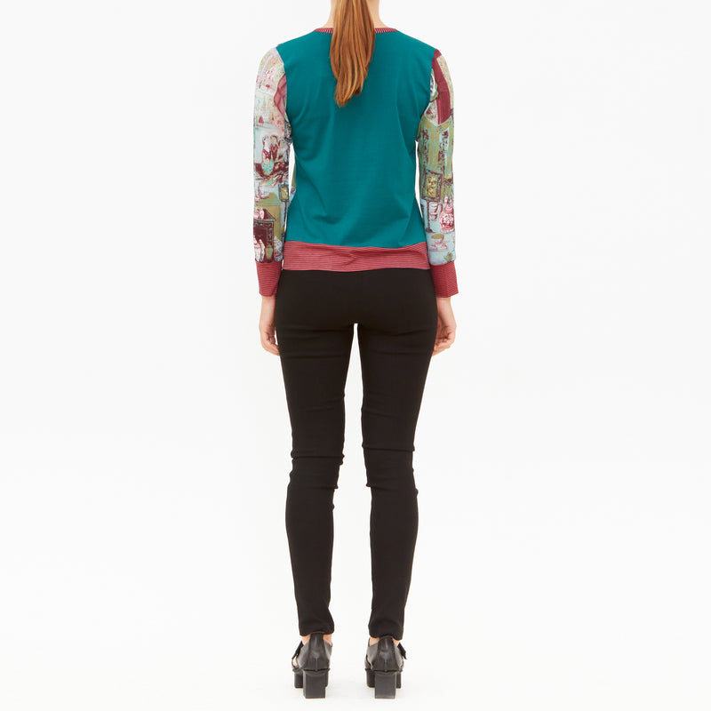 Tiffany Treloar, Button Cardi Emporium - Tiffany Treloar