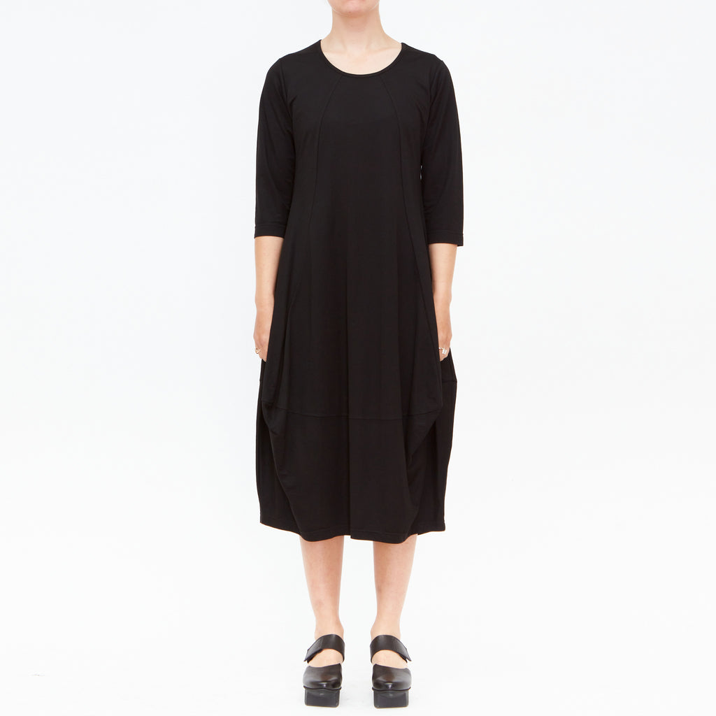 Tiffany Treloar, Cleo Dress Black - Tiffany Treloar