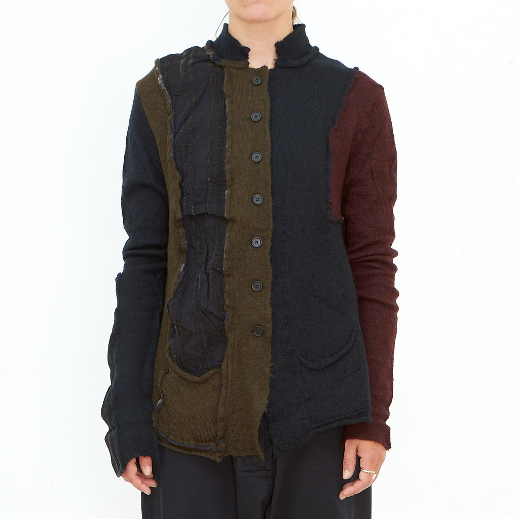 Rundholz, Patch Cardigan 3897116-555 - Tiffany Treloar