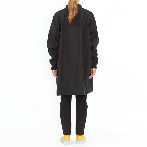 Rundholz, Black Cotton Shirt Dress 3360902-100 - Tiffany Treloar