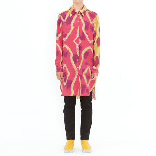 Tiffany Treloar, Suzuyo Pomegranate Shirt - Tiffany Treloar