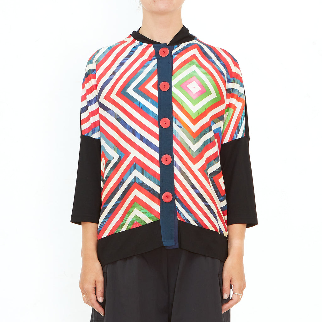 Tiffany Treloar, Walk Silk Cardi - Tiffany Treloar