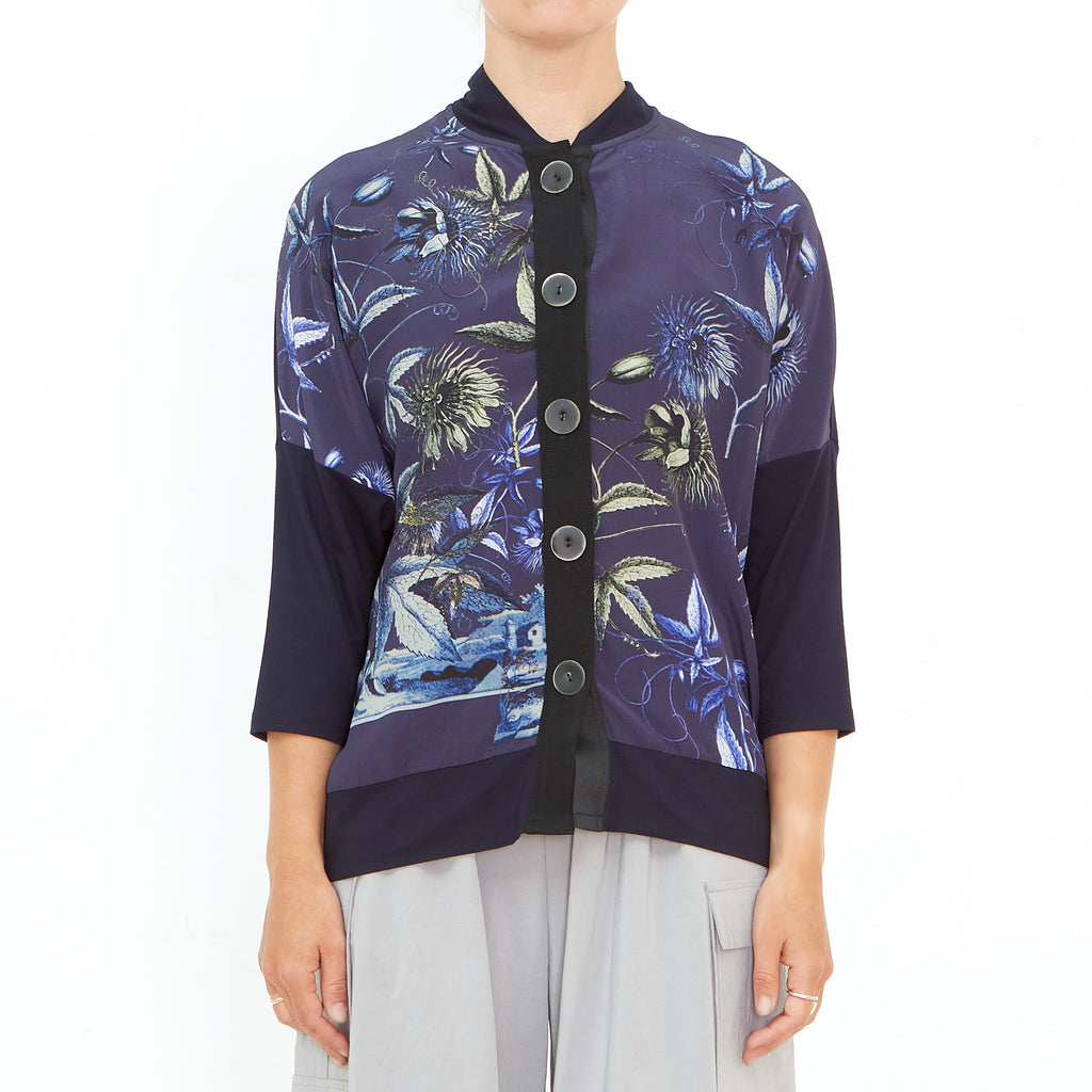 Tiffany Treloar, Passion Silk Cardi - Tiffany Treloar