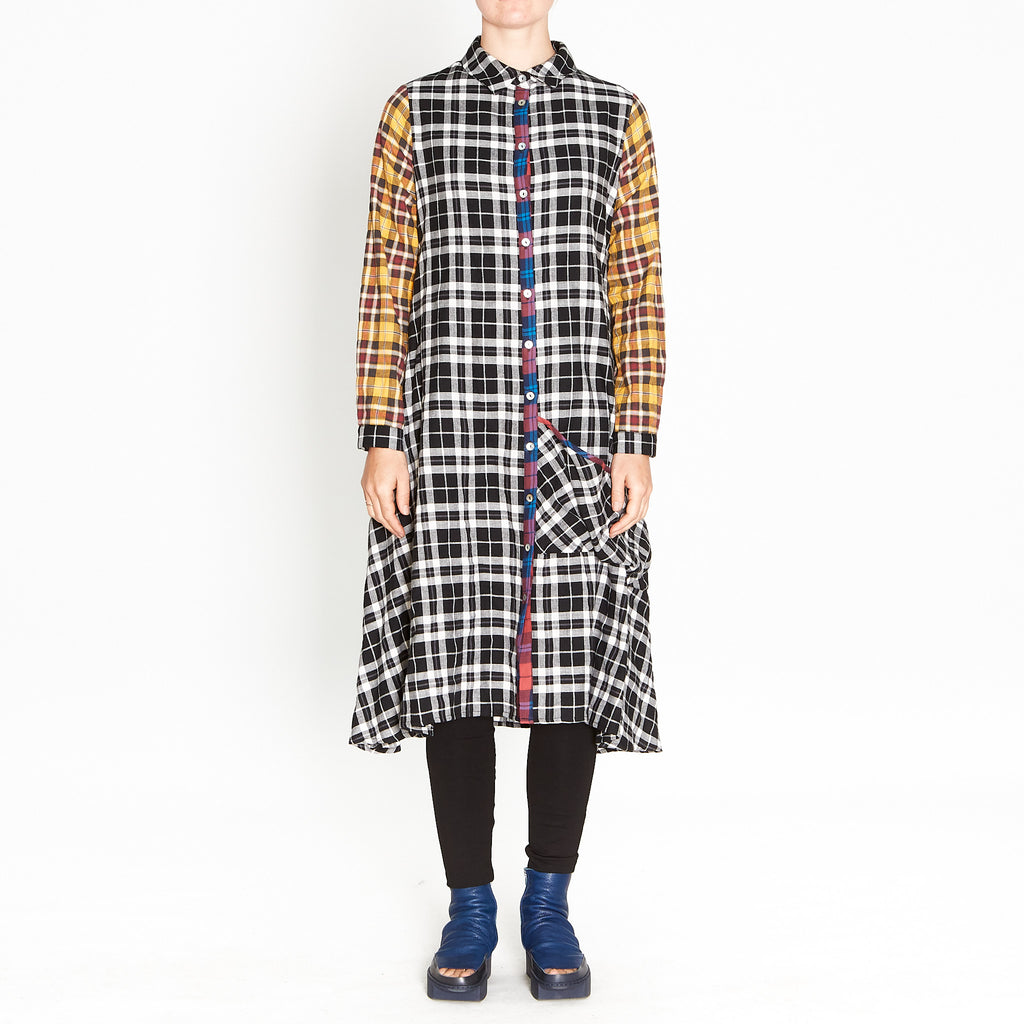 Tiffany Treloar, Menzies Shirt Dress - Tiffany Treloar