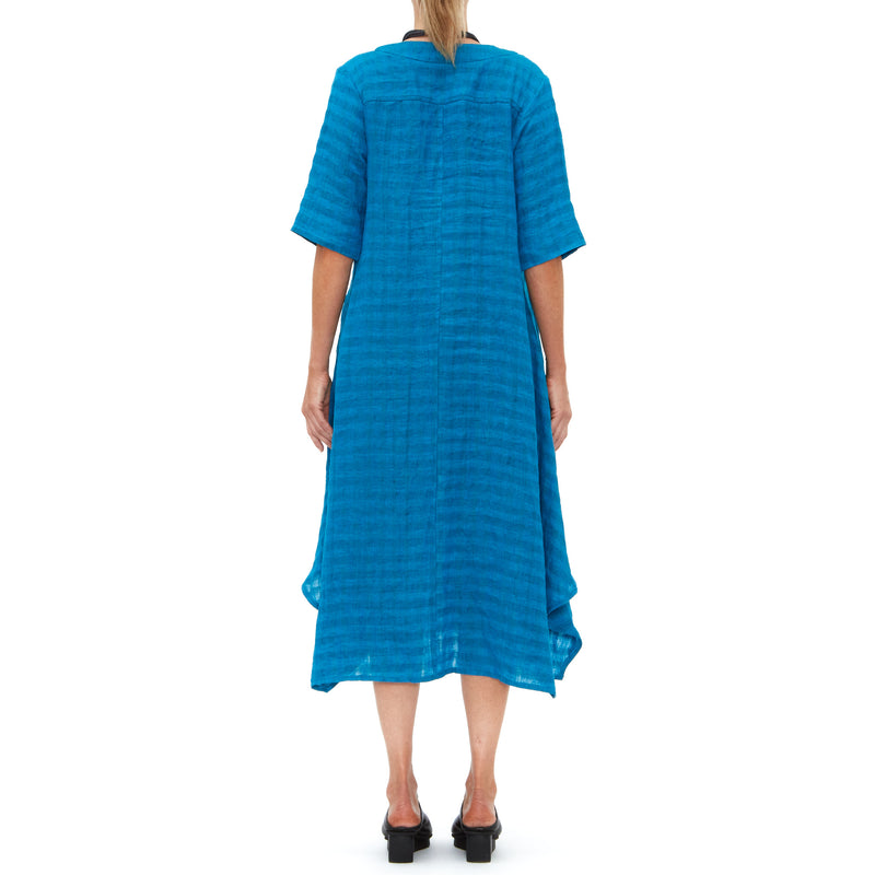 Lucille Acqua Dress