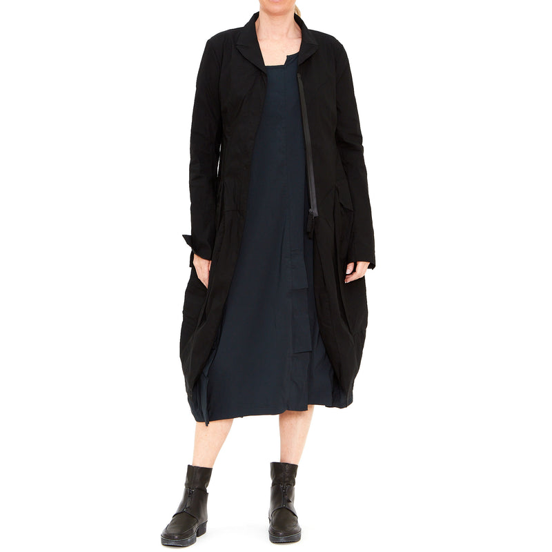 Rundholz, Black Coat 3631206-100 - Tiffany Treloar