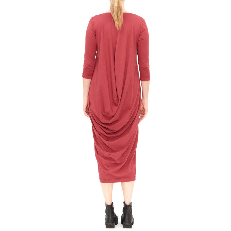 Project 332 Florence Dress Ruby