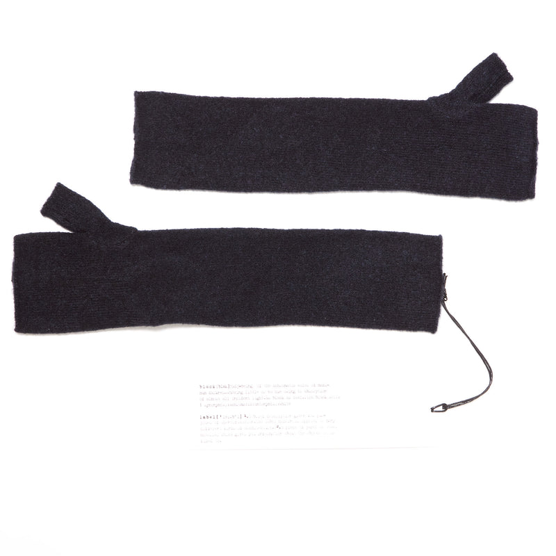 Black Cuff Gloves 3453106-100
