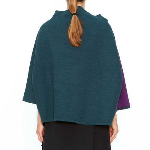 Moyuru, Green/Purple Top 193300-99 - Tiffany Treloar