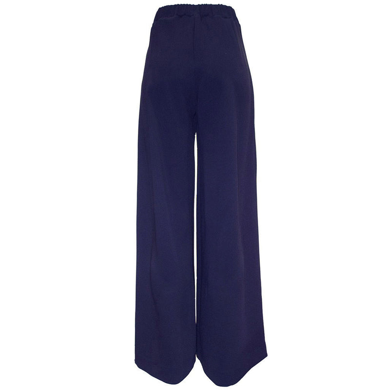 Tiffany Treloar Greta Pant Navy Back