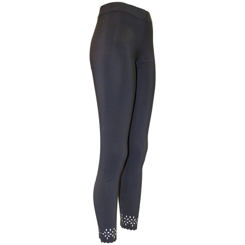 Laser Legging Black