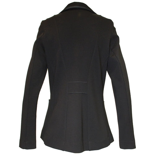 Tiffany Treloar, Ponte Riding Jacket Black - Tiffany Treloar