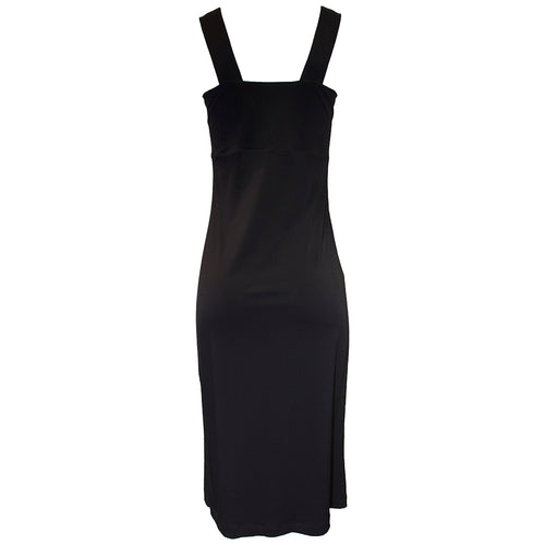 Tiffany Treloar, Wide Strap Slip Black - Tiffany Treloar