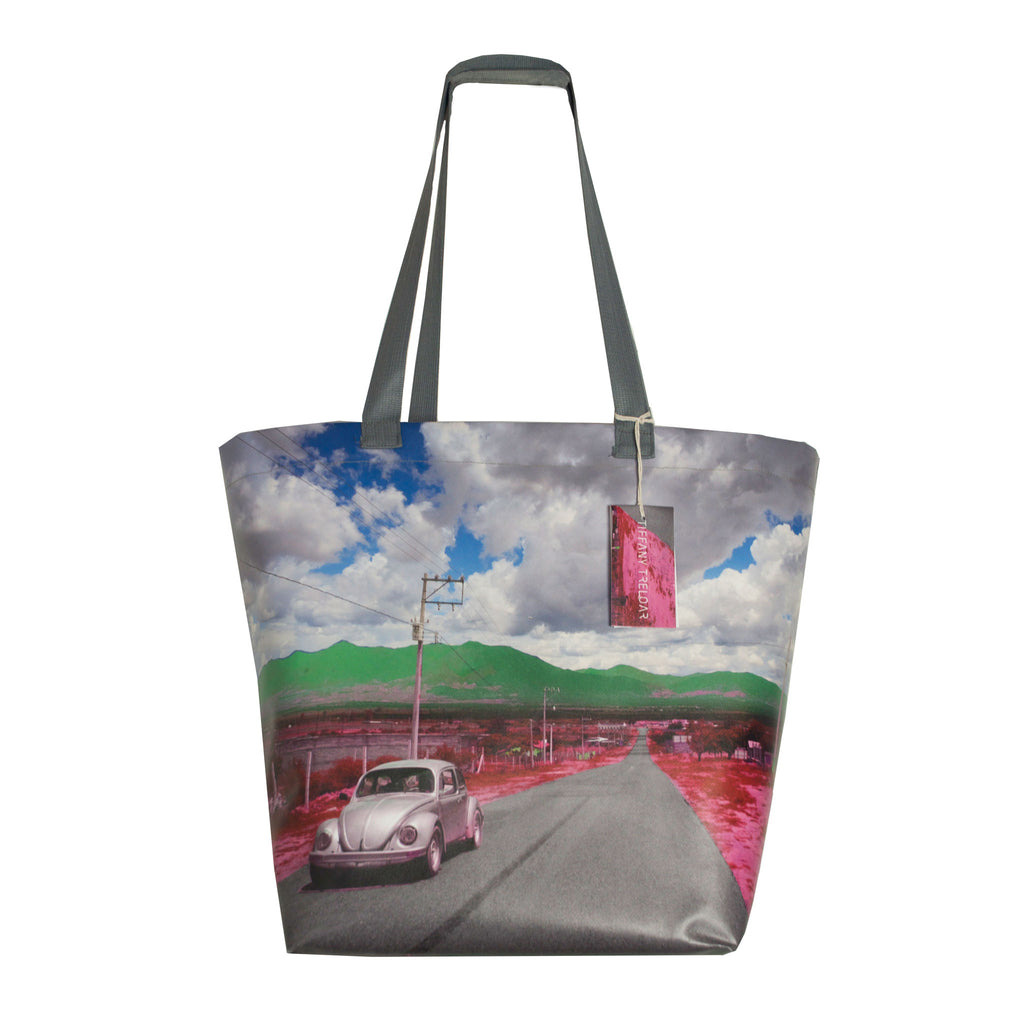 Tiffany Treloar, Shopping Tote Beetle - Tiffany Treloar
