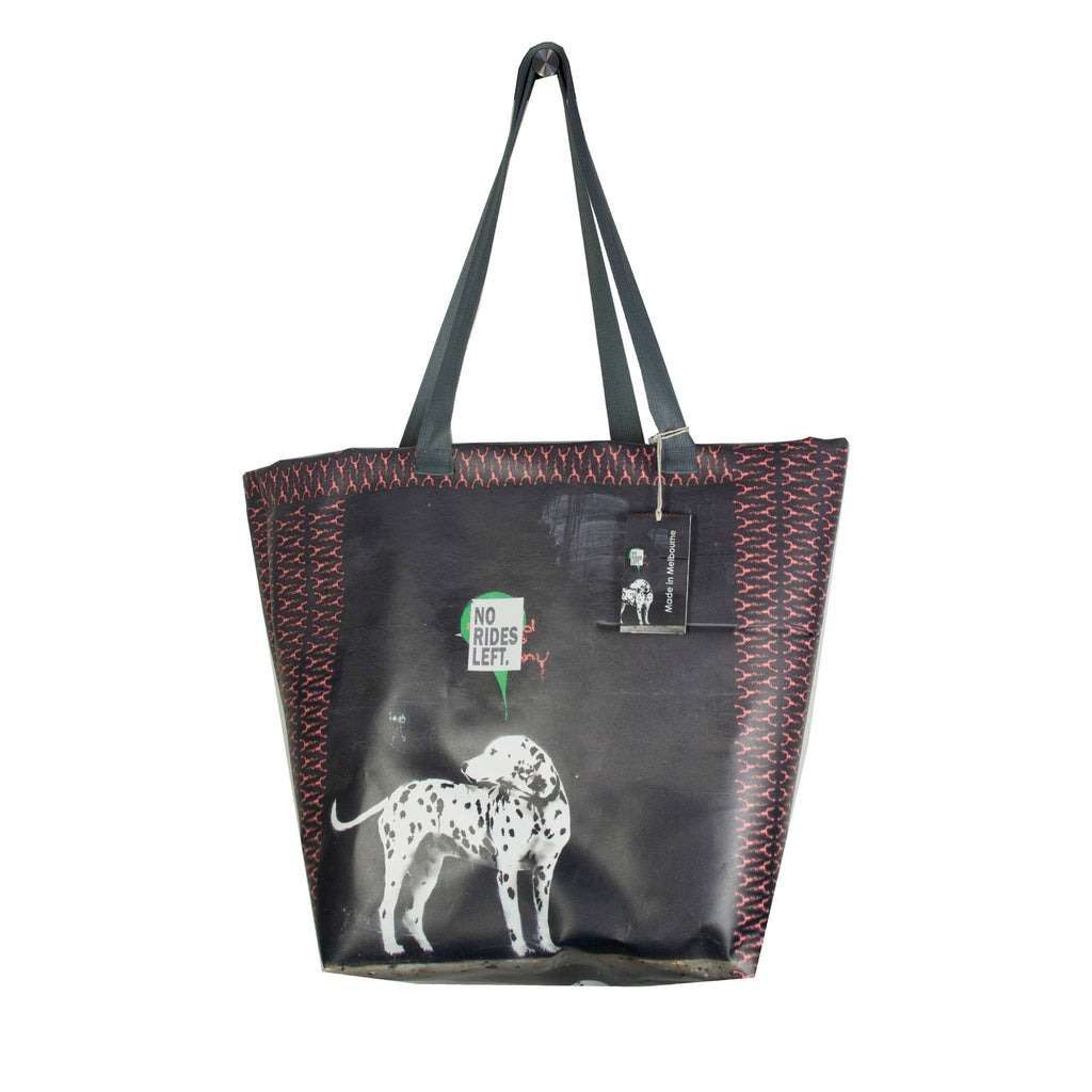 Tiffany Treloar, Shopping Tote Dalmation - Tiffany Treloar