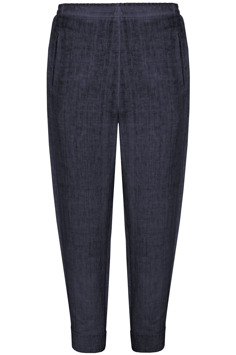 Geisha Night Linen Pant