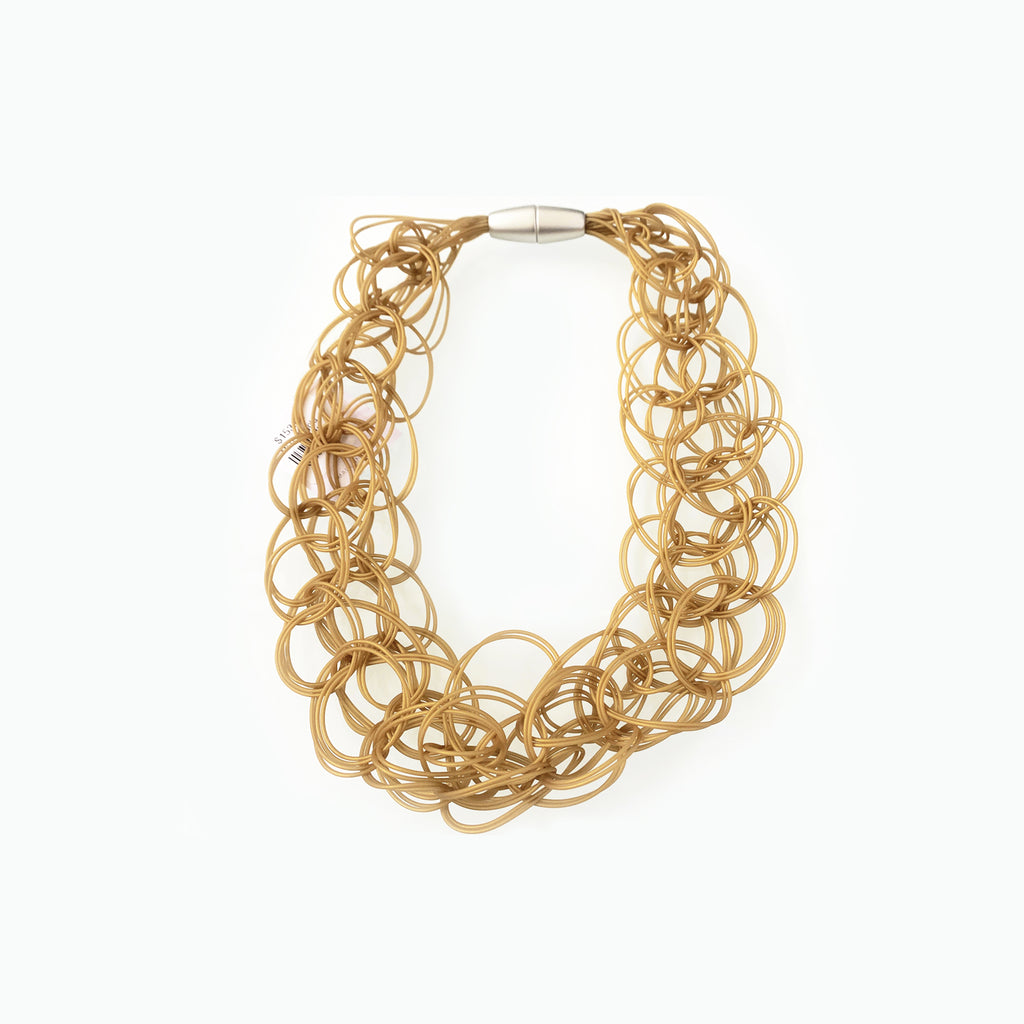 MD-116 Gold Tejer choker