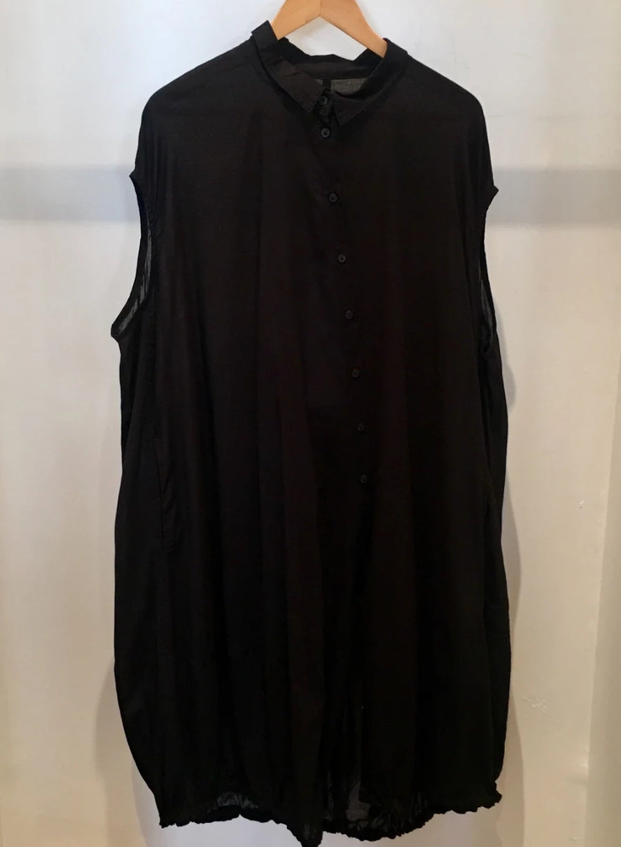 Black Shirt Dress 1183440902