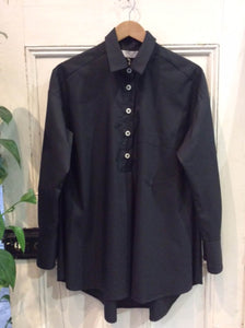 Cotton Pierre Shirt Black