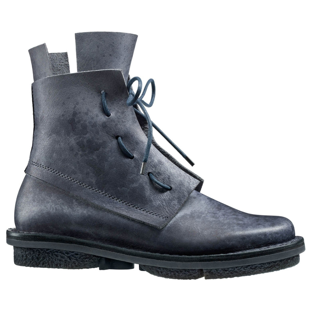 trippen solid grey ash boot