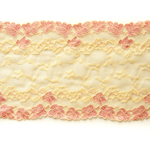 "6"" Wide Stretch Lace (128)"