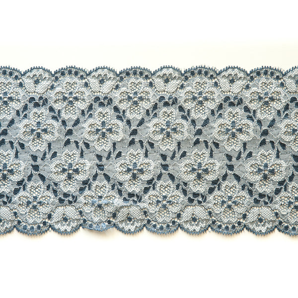 "5 1/4"" Wide Stretch Lace (133)"