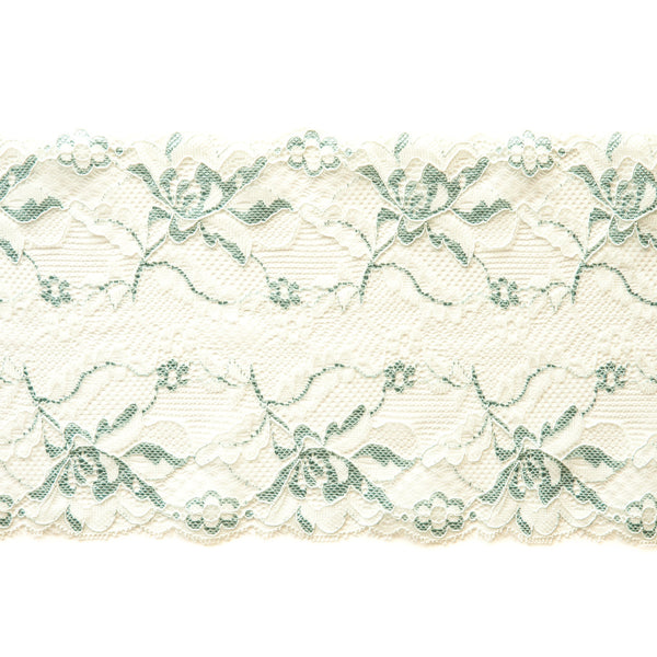 "6"" Wide Stretch Lace (135)"