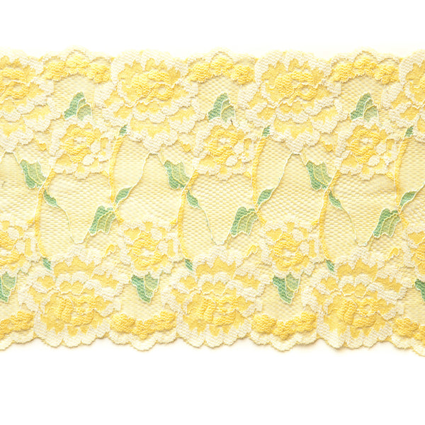 "7"" Wide Stretch Lace (136)"
