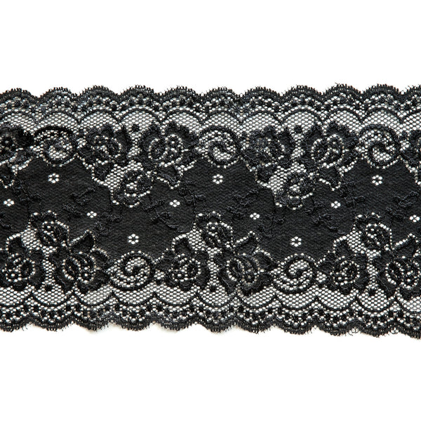 "5 3/4"" Wide Stretch Lace (146)"