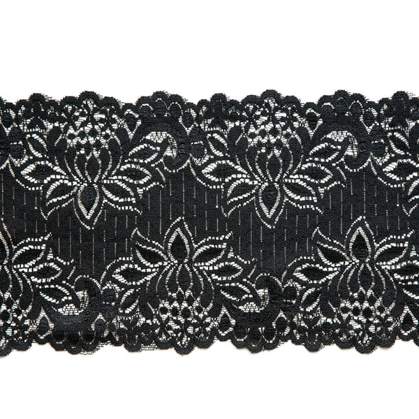 "6 1/4"" Wide Stretch Lace (148)"