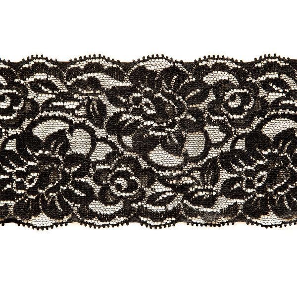 "3 1/4"" Wide Stretch Lace (150)"
