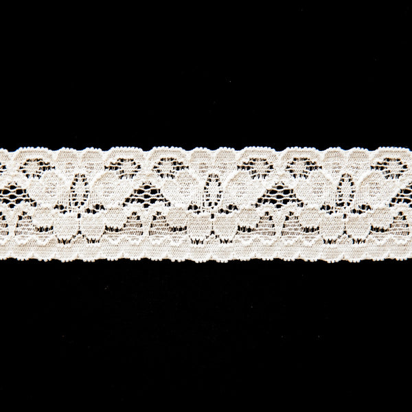 "1"" Wide Stretch Lace (163)"