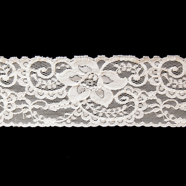 "3"" Wide Stretch Lace (167)"