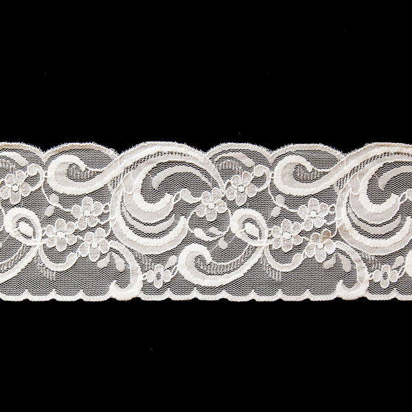 "3"" Wide Stretch Lace (168)"