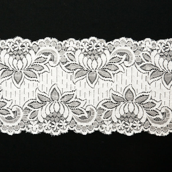 "6"" Wide Stretch Lace (169)"
