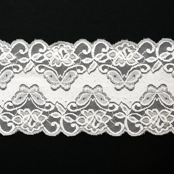 "6"" Wide Stretch Lace (170)"
