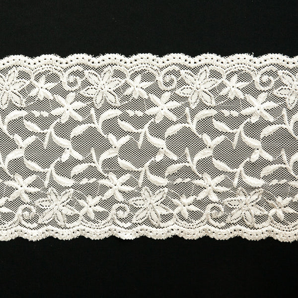 "7"" Wide Stretch Lace (171)"