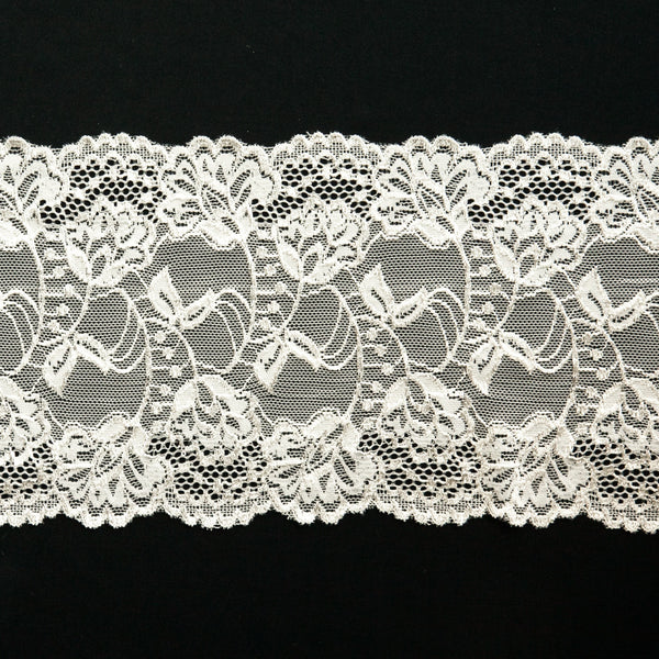 "6 1/2"" Wide Stretch Lace (172)"