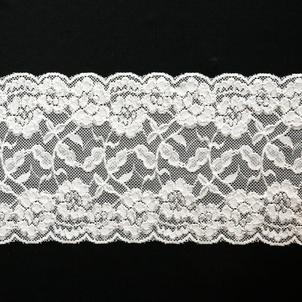 "6"" Wide Stretch Lace (176)"