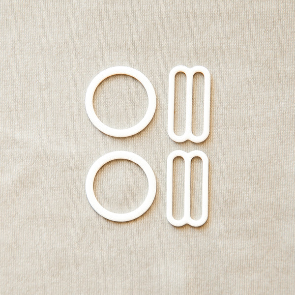 "3/4"" ring and slide set"