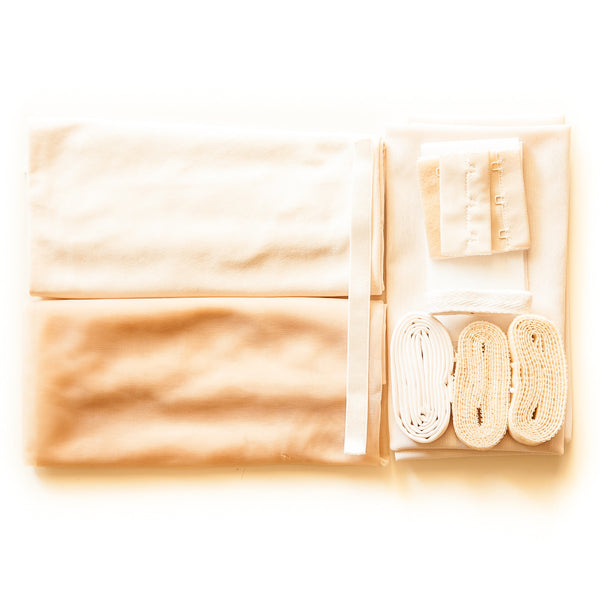 cream micro duoplex bra kit