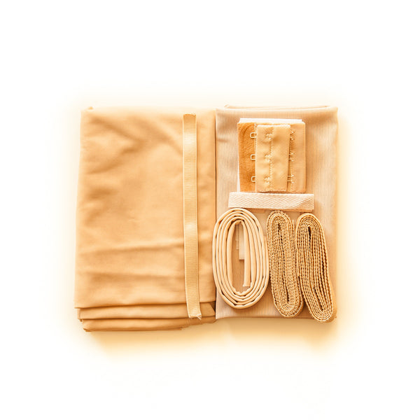 honey tricot bra kit