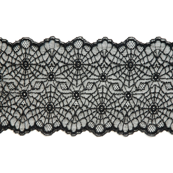 "5 1/2"" Wide Stretch Lace (web)"
