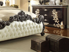 4 Piece Traditional HD-1208 Bedroom Set