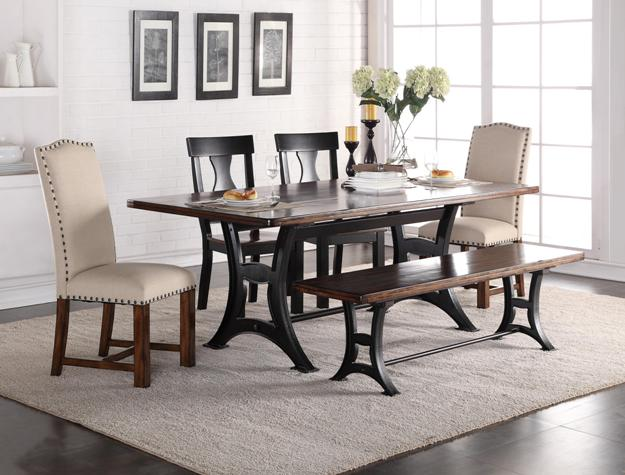 Astor 6 Piece Dining Room Set