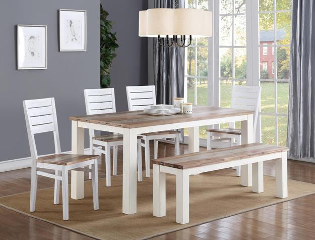 Buckley Collection 6 Piece Dining Set